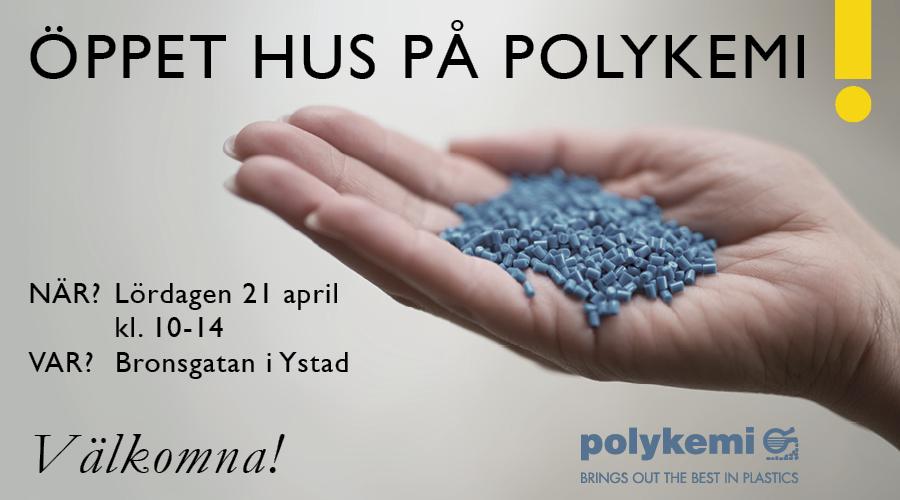 Välkomna in bakom kulisserna på Polykemi!
