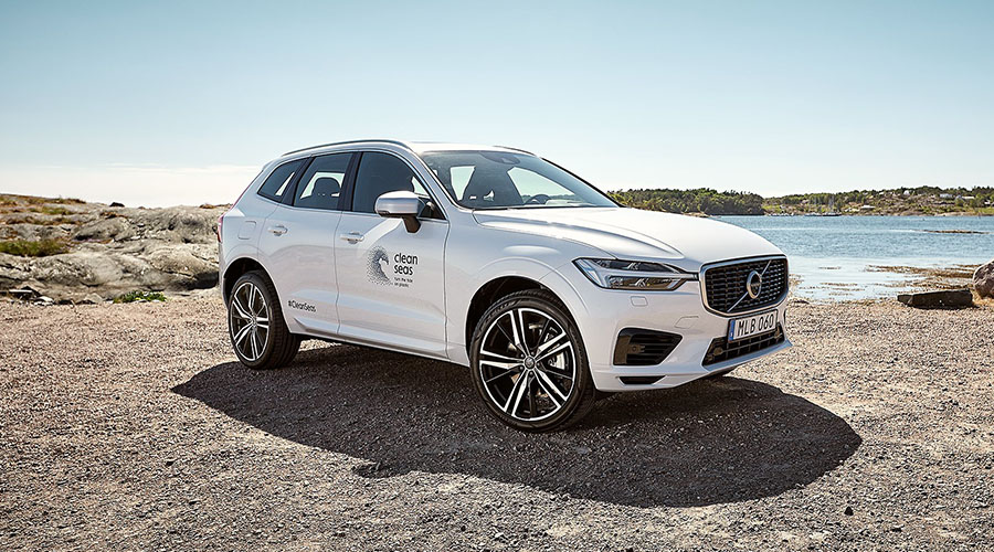 Rondo Plast AB - Member of the Polykemi Group - liefert REZYcom und REPRO Kunststoffcompounds an die Volvo Cars