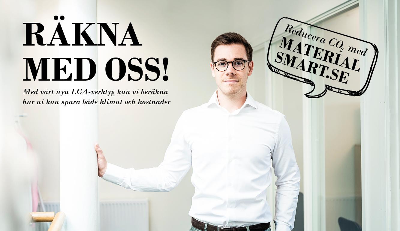 Träffa oss på två svenska mässor under hösten!